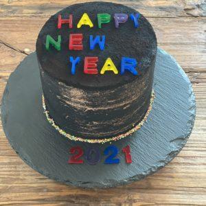 Dort Happy new year - mlsáme bez výčitek