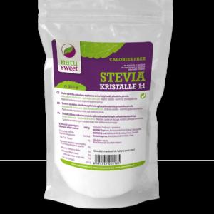 Stevia Natusweet Kristalle 200g sáček