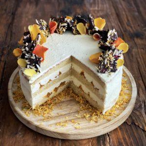 Dort Sunny Cake - mlsáme bez výčitek